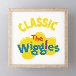 The Wiggles Framed Mini Art Print