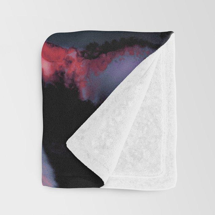 Ink 02 Throw Blanket