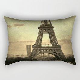 Mon Paris - La Tour Eiffel Rectangular Pillow