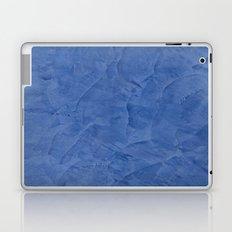 Light Blue Stucco Laptop & iPad Skin