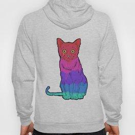 Graffiti Cat Hoody