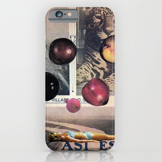 PLUMS iPhone & iPod Case