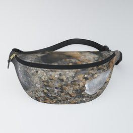 Beach Glass in the sand Fanny Pack