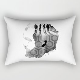 Stanley Kubrick Rectangular Pillow