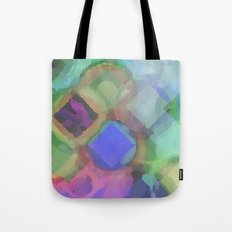 WaterColor#1 Tote Bag