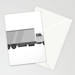 truck Stationery Cards