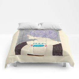 Wet Hair Comforters