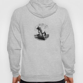 Ghostly Wreck Hoody