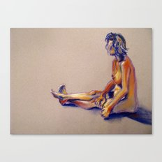 Dayglow Canvas Print