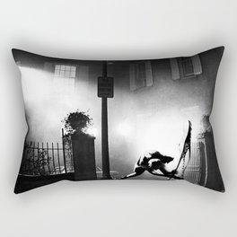 Exorcist Calling Rectangular Pillow