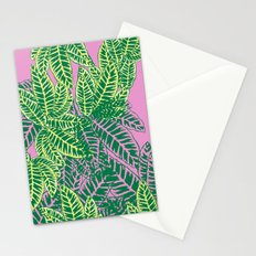 Zebra Plant  Stationery Cards