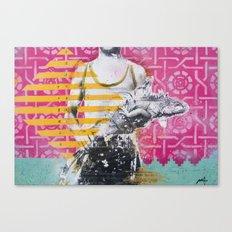 ARAWAK TAINOS Canvas Print
