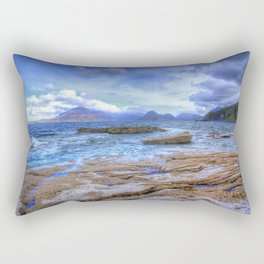 Elgol, Isle of Skye Rectangular Pillow