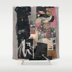 discorama Shower Curtain