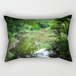 Meiji Jingu I Rectangular Pillow