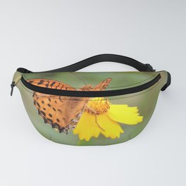 Ms. Indian Fritillary at West Lake Fanny Pack