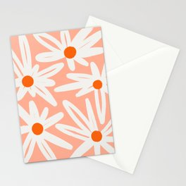 Happy Daisies Stationery Cards