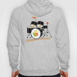 Sushi Drum Hoody