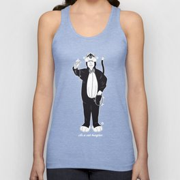Alfred #3 (Cameo One Shot) Unisex Tank Top