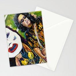 Roca del Muertos ( Rock the Dead) Stationery Cards