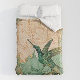 Hummingbird Bettbezug