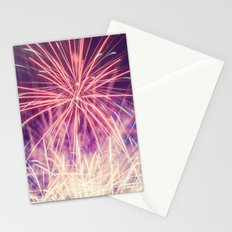 Fireworks - Evening Summer Festival Photography Stationery Cards