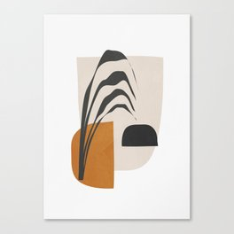 Abstract Shapes 3 Canvas Print