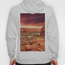 Arches at Sunset Hoody