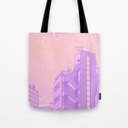 Tokyo Valentine Tote Bag
