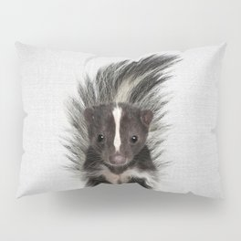 Skunk - Colorful Pillow Sham