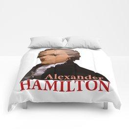 Alexander Hamilton, Triangulated Comforters