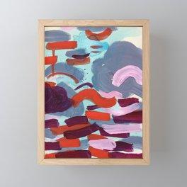 Sunshine Minds Framed Mini Art Print