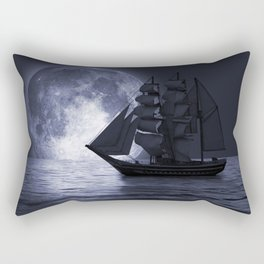 Nightsail Rectangular Pillow