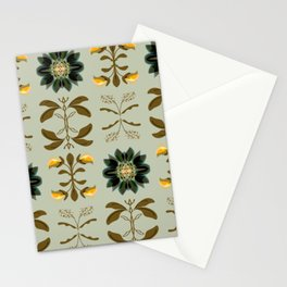 Fall bouquet - sunflowers 1c Stationery Cards
