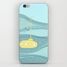 Yellow Submarine iPhone & iPod Skin