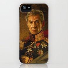 Sir Ian McKellen - replaceface iPhone SE Slim Case