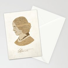 Charlotte Bronte  Stationery Cards