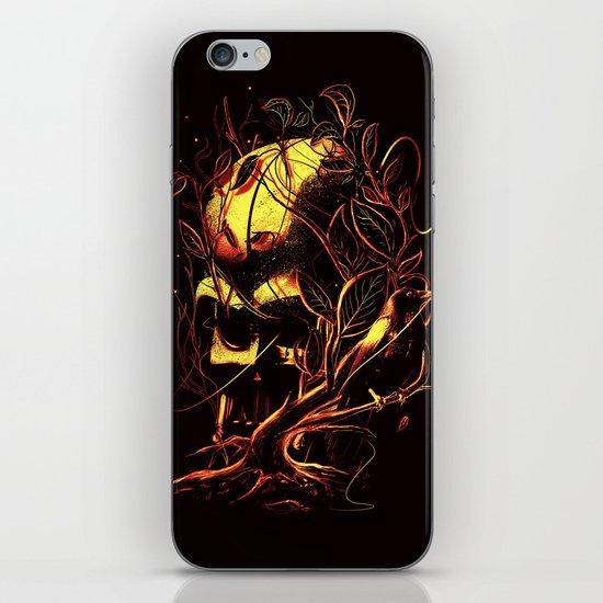 VADER II iPhone & iPod Skin