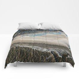 Frying Pan Shoals | South Beach & East Beach | Bald Head Island, NC Comforters