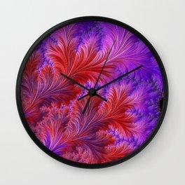 Indulgant Wall Clock