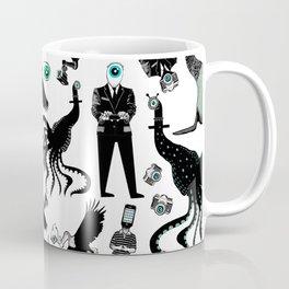 Surveillance Creatures Coffee Mug