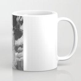 Brooklyn Bridge Manhattan  Coffee Mug