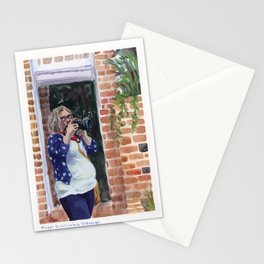 Caught in Phipps Stationery Cards