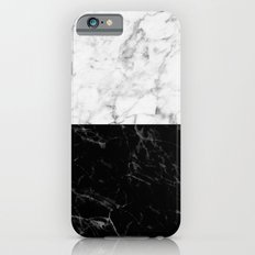 Marble Split iPhone 6s Slim Case
