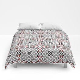 Christmas pattern 12 Comforters