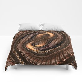 Chocolate Delight Comforters