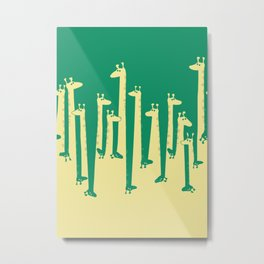 Such A Great Height Metal Print