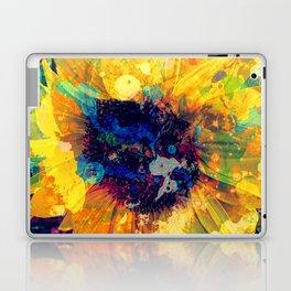 Sunflower Batik Laptop & iPad Skin
