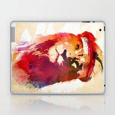 Gym Lion Laptop & iPad Skin