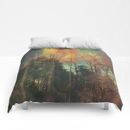 Paint the Sky Comforters